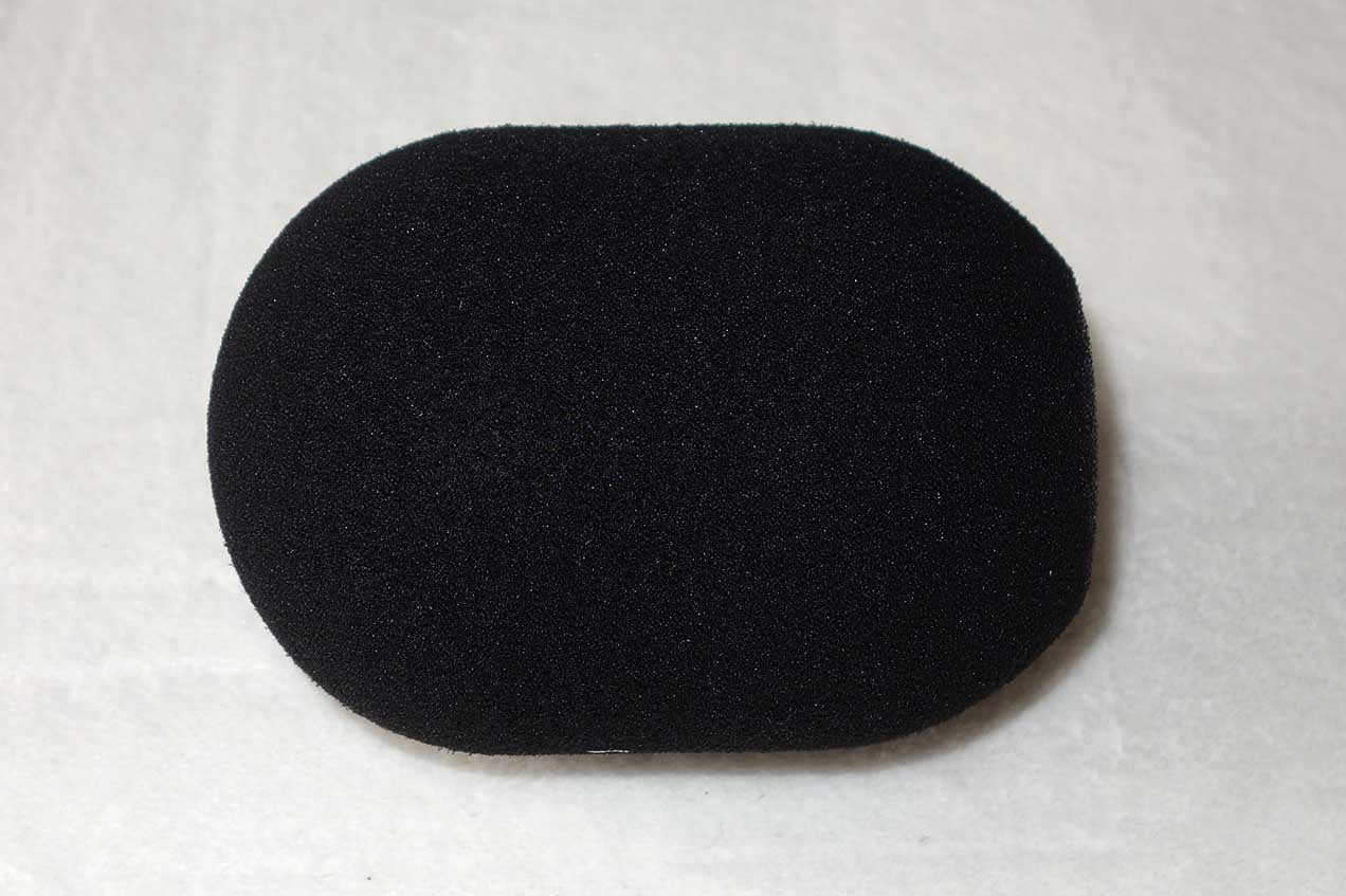 NEW Neumann WS-87 Foam Windscreen for U87Ai, TLM67, and U67/87 mics, New-In-Box, 2020 Germany Made