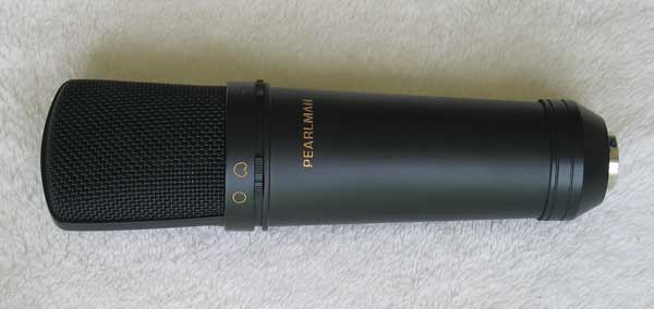 Pair of Pearlman TM-LE Tube Mics w/Neumann K67 capsule, and NOS Telefunken 6AK5W Tubes