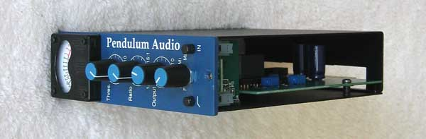 NEAR-MINT Pendulum Audio OCL-500 Compressor Module for 500 Series Racks and API 1608 Console