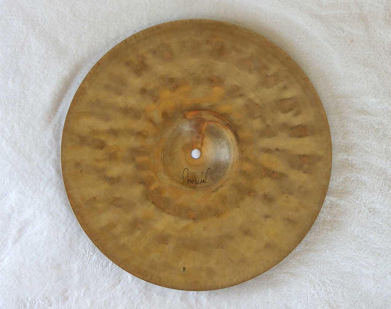 """Sabian HHX Evolution 14"""" Hi-Hat Top (924g)"""