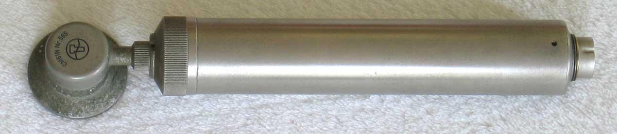 Schoeps Cm61 Vintage 6au6 Ef94 Tube Condenser Mic