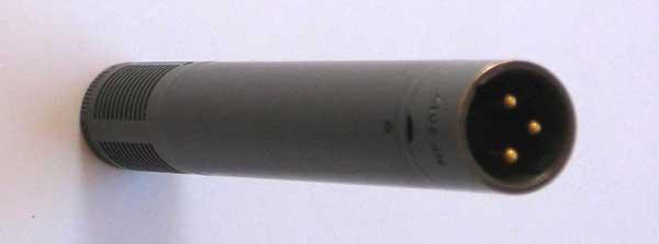 Schoeps / Studer CMC56 Microphone CMC5 Body w/ MK6 Capsule + Case