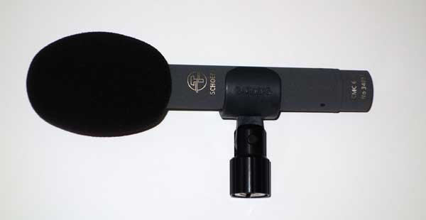 Schoeps CMC64 Condensor Mic w/MK4 Capsule, Cardioid Pattern