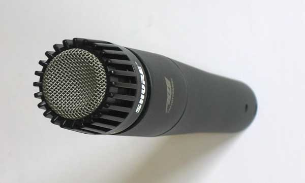 NEW Shure SM57 - Dynamic Mic Upgraded w/ AMI T58 Boutique Transformer