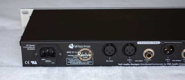 TOFT Audio AFC-2 Stereo Mic Pre w/ Equalizer