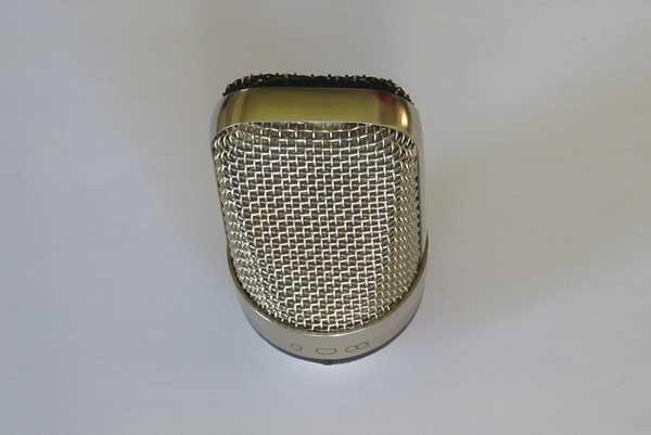 VINTAGE Neumann Gefell / RFT UM70 Multi-Pattern Condenser Microphone w/ M70 Nickel Capsule