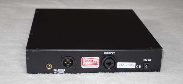 New WARM AUDIO WA12 Mic Preamp w/ Custom Cinemag Transformers [API312 Circuit] 1/2 Space RU