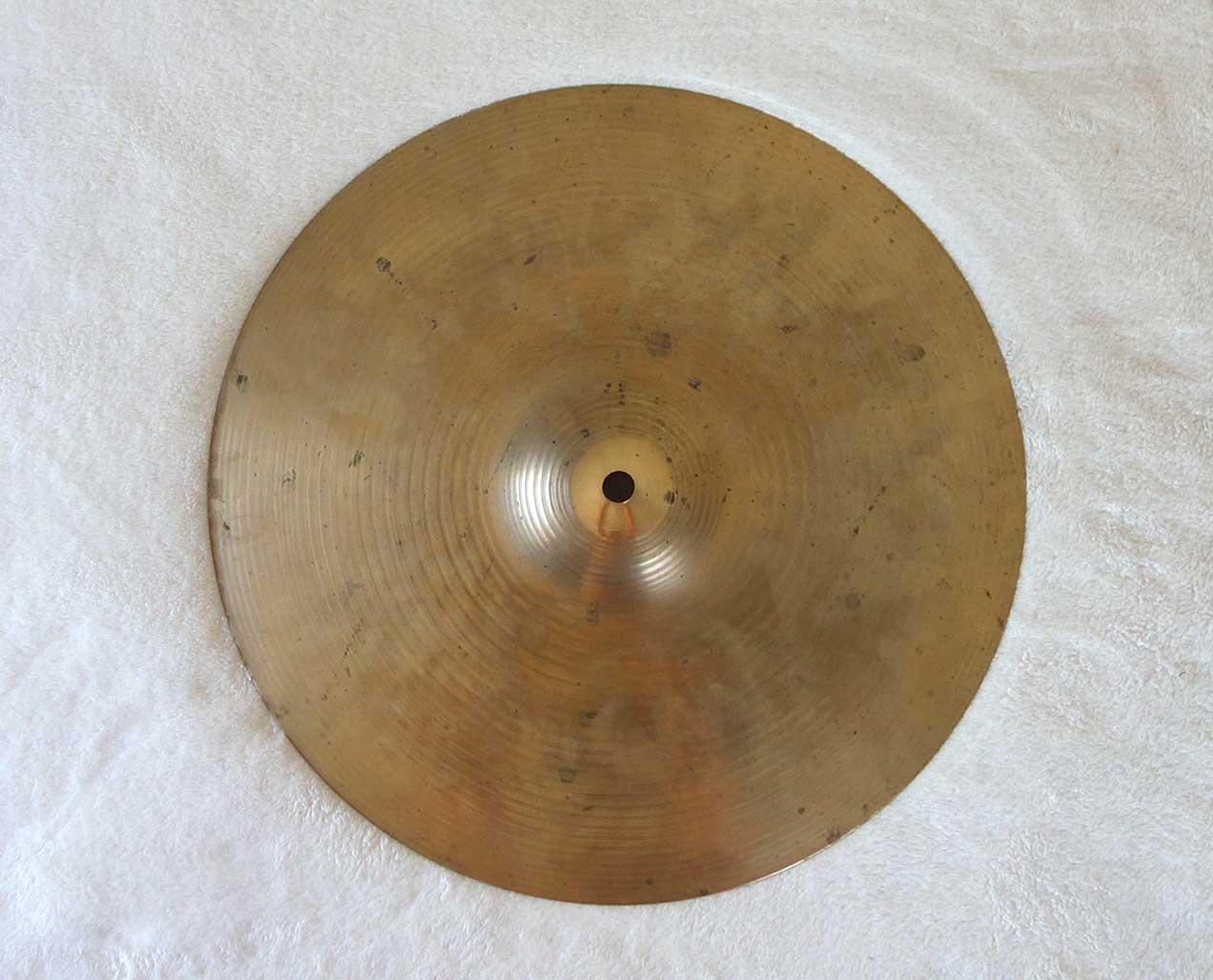 "K Zildjian K 14"" Hi-Hat Top, Weight: 1006g"