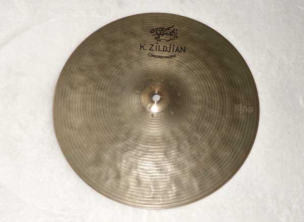 "Zildjian K Constantinople 13"" Hi Hat Pair, Rare, w/Date Code JF = 2006"