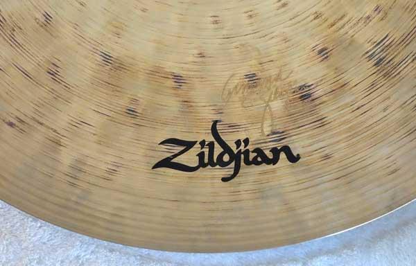 """Zildjian K Constantinople 16"""" Crash Cymbal, w/Date Code JI = 2009"""