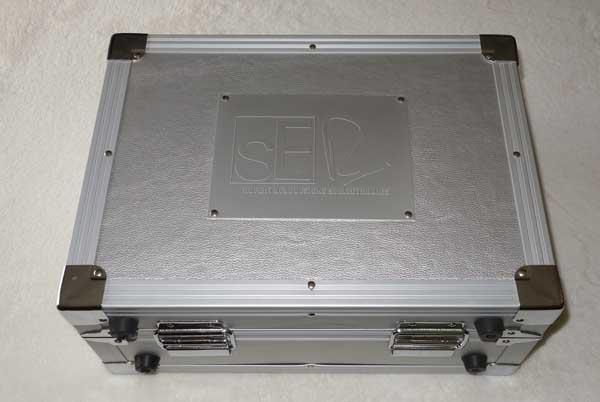 sE Electronics Rupert Neve RN17 Condenser Mic w/Flight Case, Mount, Cardioid Capsule